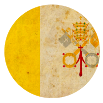 Holy See Flag
